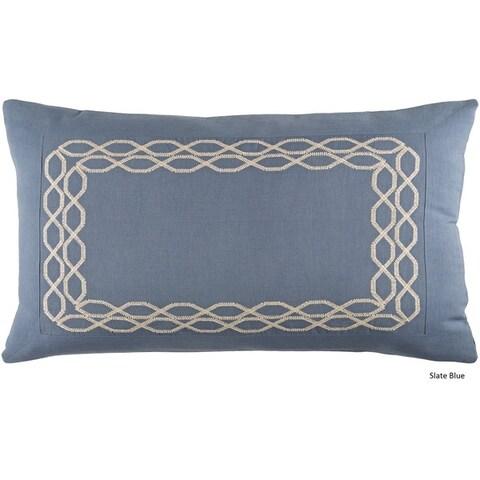 Akio Decorative Linen/Cotton Sham
