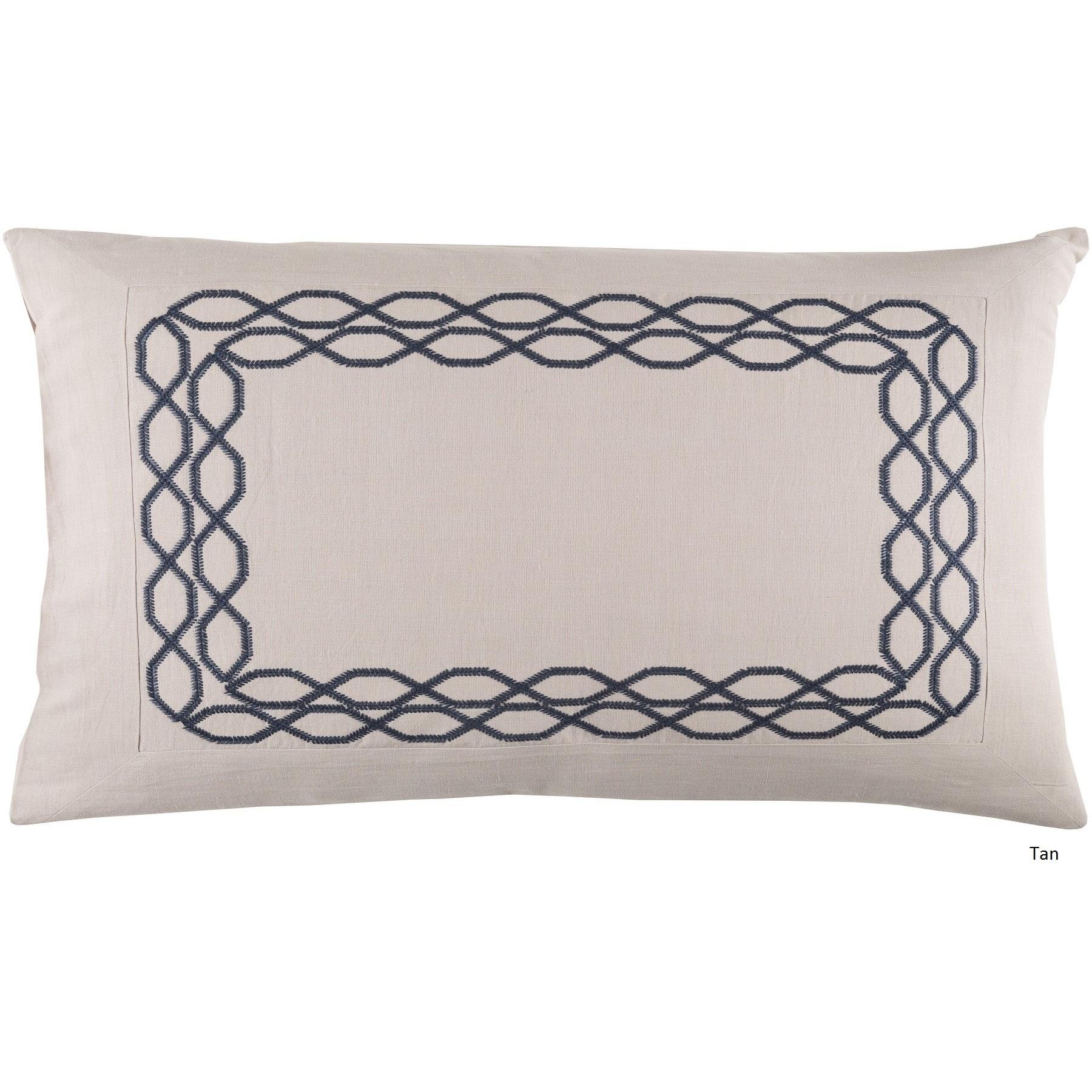 Akio Decorative Linen Cotton Sham On Sale Overstock 12521043