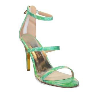 Lonia Shoes Lynette 3-strap Sandal