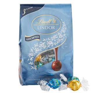 Lindor 15.2-ounce Assorted Chocolate-covered Caramel Bag