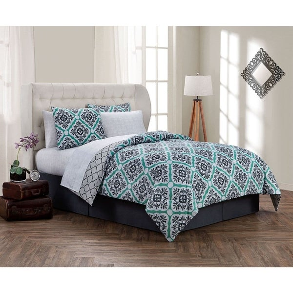 Avondale Manor Delmara 8-piece Bed in a Bag Set