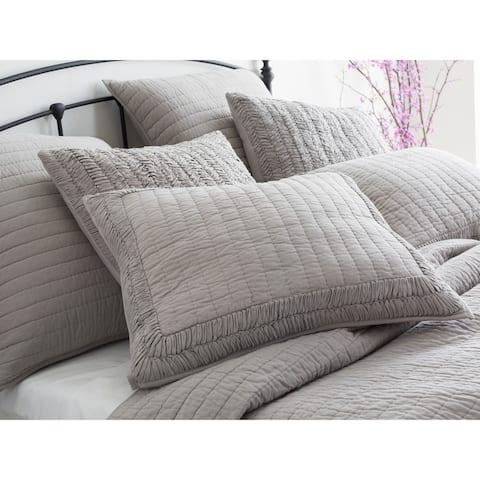 Alessandra Decorative Cotton/Linen Sham