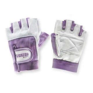 Women's Extra-small Purple Grizzly Paw Gloves