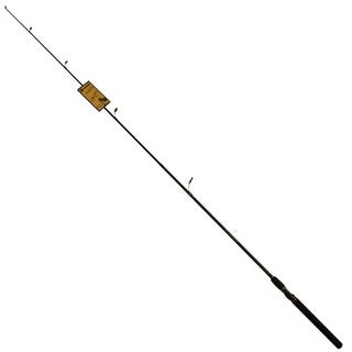 Black/Gold Saltwater and Freshwater Spinning Fishing Rod