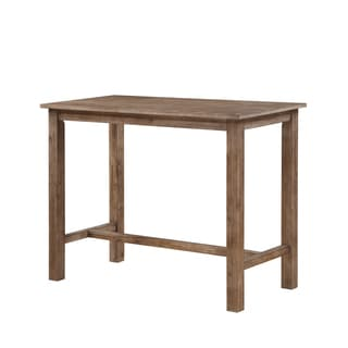 The Gray Barn Kaess Pub Height Dining Table  sc 1 st  Overstock & Rectangle Bar \u0026 Pub Tables For Less | Overstock.com