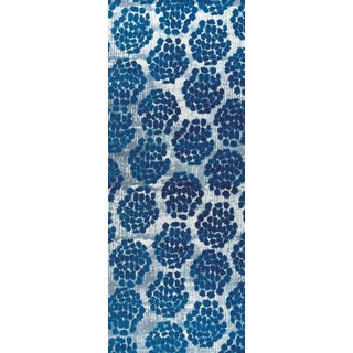 "M.A.Trading Hand-woven Midland Blue (2'6""x8')"