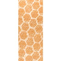 Handmade M.A.Trading Midland Beige/Orange (India) - 2'6 x 8'