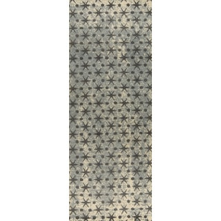 "M.A.Trading Hand-woven Modesto Beige/Grey (2'6""x8')"