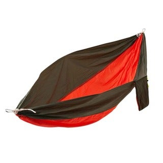 ETCBUYS Equipped Outdoors 2-person Parachute Hammock