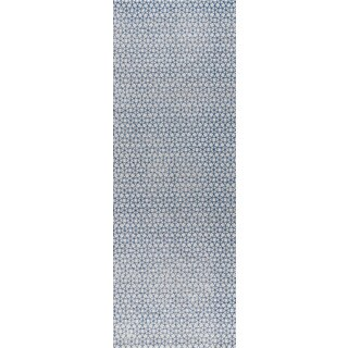 "M.A.Trading Hand-woven Norman Blue (2'6""x8')"
