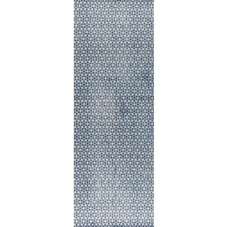 "M.A.Trading Hand-woven Norman Grey (2'6""x8')"