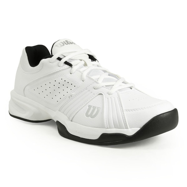 Shop Wilson Men s Rush Swing Tennis Shoe - Free Shipping On Orders ... 6bf11d9bcfe