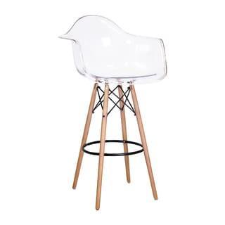 Charles Eames Style DAW Bar Stool