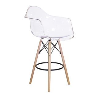 Charles Eames Style DAW Counter Stool (China)