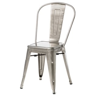 Oscar Tolix Style Stackable Chair