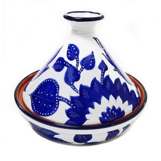 Le Souk Ceramnique Jinane Design Cookable Tagine-30 (Tunisia)