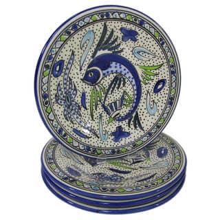 225 & Top Product Reviews for Handmade Set of 4 Le Souk Ceramique ...