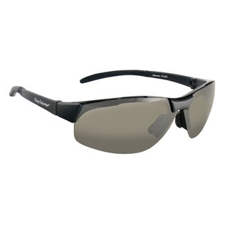Fly Fish Maverick Matte Black/Smoke Sunglasses