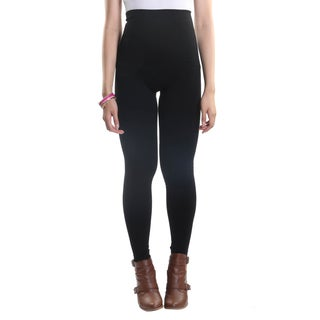 Hadari Women's Long Stretchy Casual Relaxed Fit School Leggings