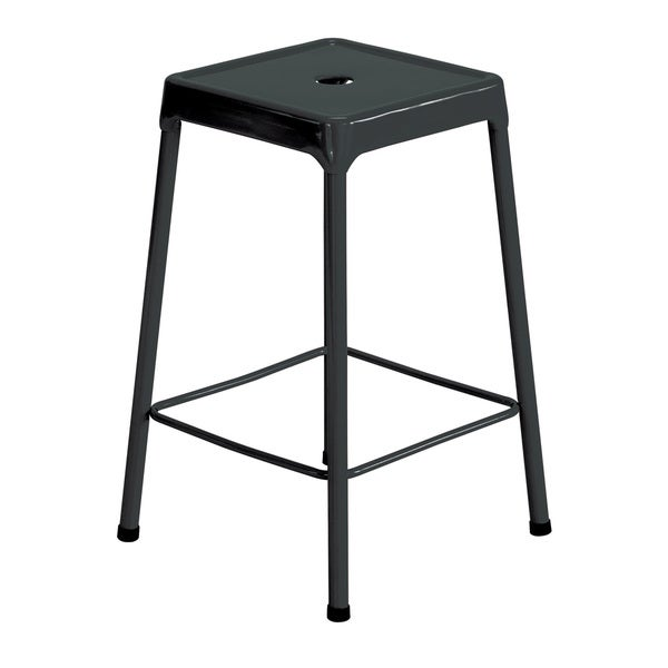 Safco Steel Standard-height Stool. Opens flyout.