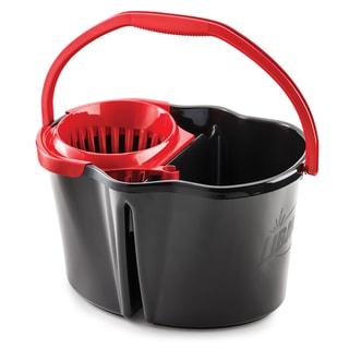 Libman 1056 4 Gallon Polyproylene Mop Bucket With Wringer