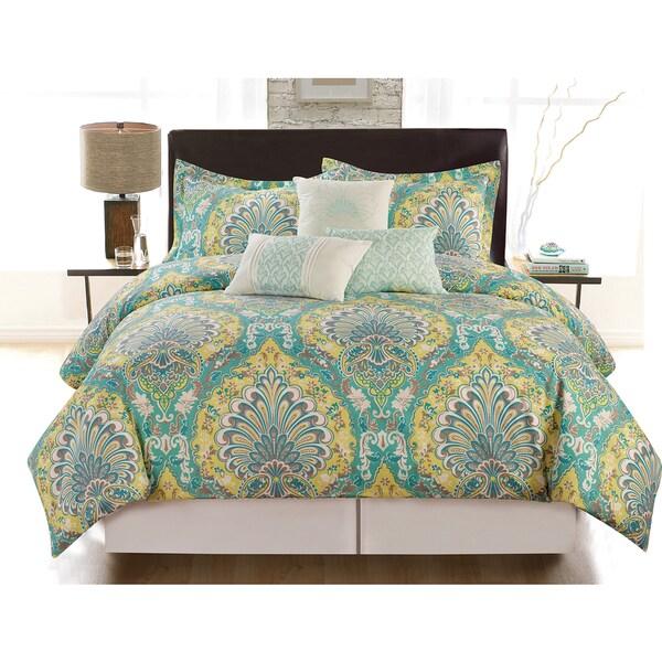 Perry 6-piece Luxurious Comforter Set