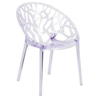Specter Transparent Side Chair