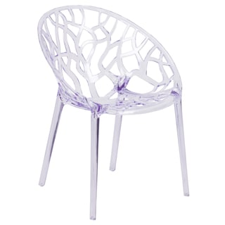Specter Transparent Dining Chair