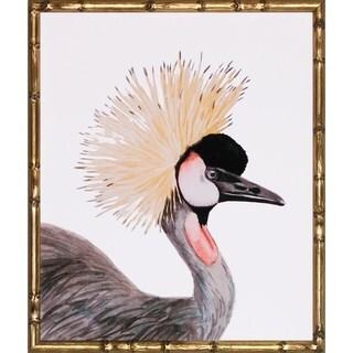 Art Virtuoso 'Watercolor Birds' Framed Art Print