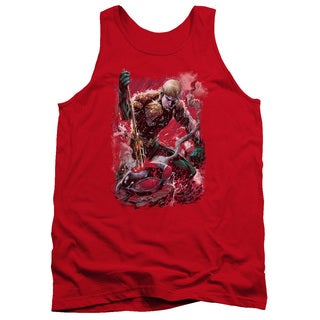 JLA/Finished Adult Tank in Red