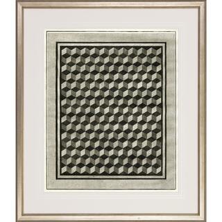 Art Virtuoso Optical Illusion Framed Art Print