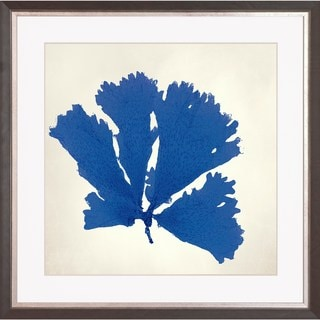 'Sea Tangle' Wood-framed Fine Art Giclee Print