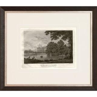 Art Virtuoso 'Watt's Views in Sepia' Framed Art Print