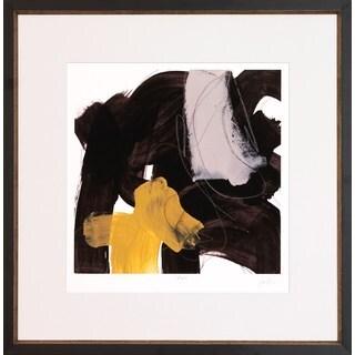 June Erica Vess 'Chromatic Impulse' Framed Art Print