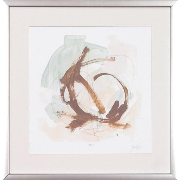 Erica Vess 'Intangible' Framed Art Print