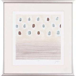 Art Virtuoso June Erica Vess 'Intangible' Stainless Steel Framed Art Print