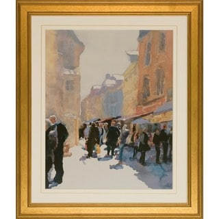 Shop Edie Fagan Water Color Street Scenes Vertical