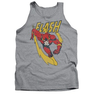 JLA/Lightning Trail Adult Tank in Athletic Heather