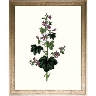 Art Virtuoso 'Floral Studies' Framed Art Print