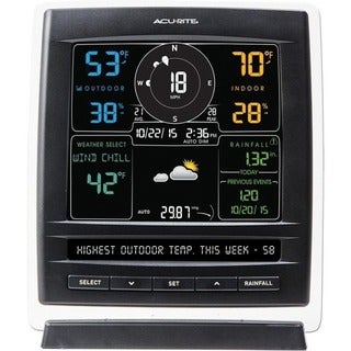 AcuRite 5in1 Color Weather Stn