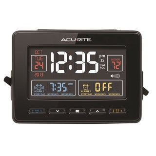 AcuRite Atomic Dual Alarm with USB