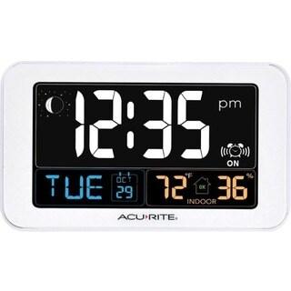 AcuRite Intellitime Alarm with USB