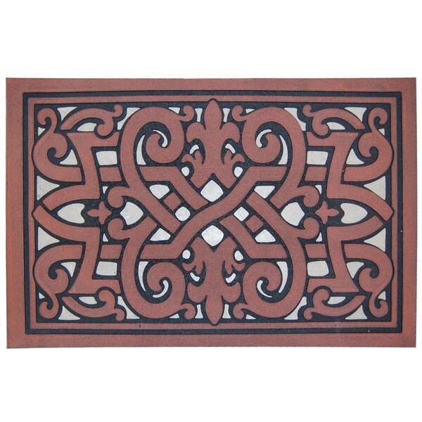 Shop Multy 5000564 18 Quot X 30 Quot Sand Celtic Scroll Doormat