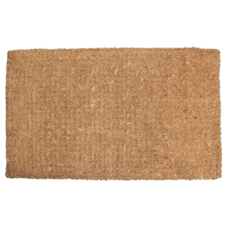 """J & M Home Fashions 4228 30"""" X 48"""" Imperial Coco Doormat"""
