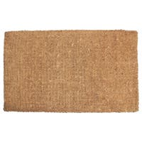 "J & M Home Fashions 4228 30"" X 48"" Imperial Coco Doormat (As Is Item)"