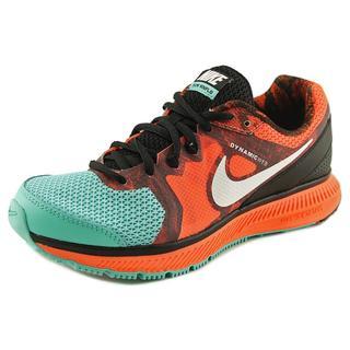 Nike Women's 'Zoom Winflo Print' Orange Mesh Athletic Shoes