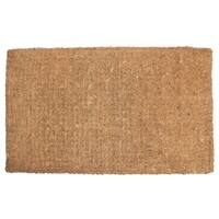 "J & M Home Fashions 4212 24"" X 39"" Imperial Coco Plain Doormat"