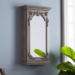 Harper Blvd Jillian Wall Mount Jewelry Mirror