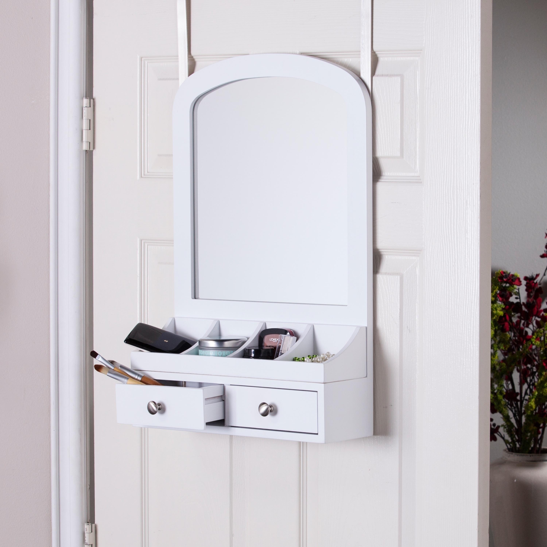 Harper Blvd Marsha Over-the-Door Jewelry Mirror/ Accessor...