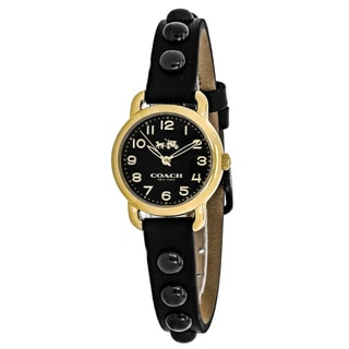 Coach Women's 14502352 Delancey Watches
